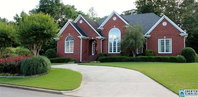 Trussville Single Family Home For Sale: 6932 Woodvale Ln
