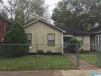 Birmingham Single Family Home For Sale: 4211 10th Ave