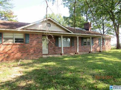 Single Family Home For Sale: 385 Co Rd 184