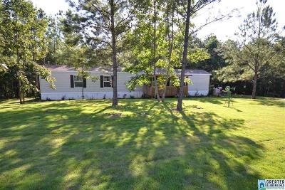 Randolph County Manufactured Home For Sale: 179 Co Rd 45