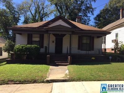 Birmingham Single Family Home For Sale: 404 Ave U