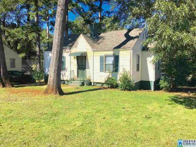 Birmingham Single Family Home For Sale: 1416 Pineview Rd
