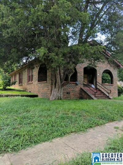 Birmingham Single Family Home For Sale: 3012 Anniston Ave