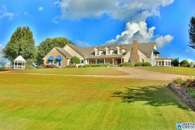 Cleburne County Single Family Home For Sale: 194 Co Rd 95