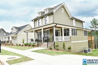 Hoover Single Family Home For Sale: 3490 Sawyer Dr