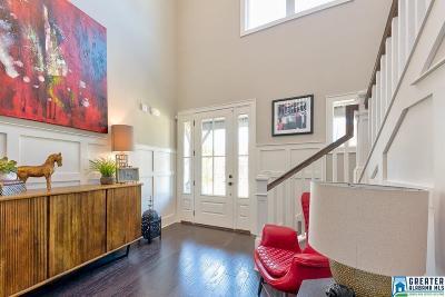 Hoover Single Family Home For Sale: 604 Samuel Pass