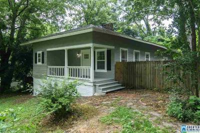Birmingham Single Family Home For Sale: 419 Cumberland Dr