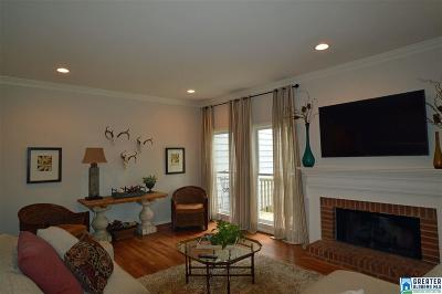 Birmingham, Homewood, Hoover, Mountain Brook, Vestavia Hills Condo/Townhouse For Sale: 27 The Falls Dr