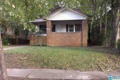 Birmingham, Homewood, Hoover, Irondale, Mountain Brook, Vestavia Hills Rental For Rent: 7915 7th Ave S
