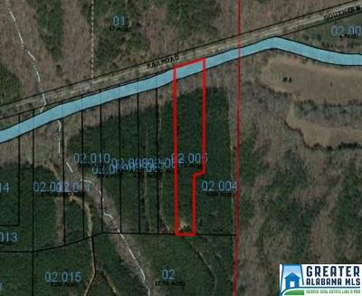 Cleburne County Residential Lots & Land For Sale: Lot 10 Co Rd 290