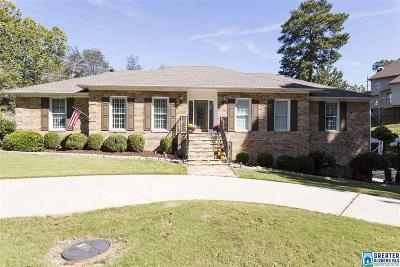 Birmingham Single Family Home For Sale: 2613 Vesclub Cir