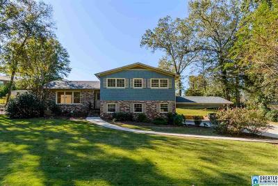 Hoover Single Family Home For Sale: 3248 Starlake Dr