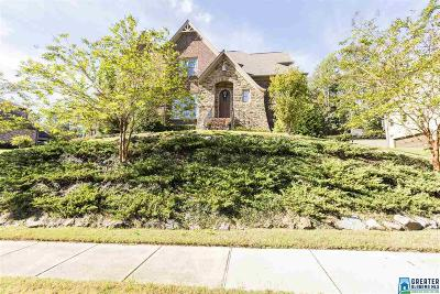 Hoover Single Family Home For Sale: 1318 Haddon Trl
