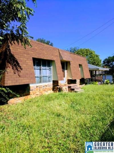 Birmingham Single Family Home For Sale: 5824 Underwood Ave