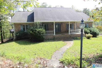 Clay County, Cleburne County, Randolph County Single Family Home For Sale: 981 Co Rd 2811