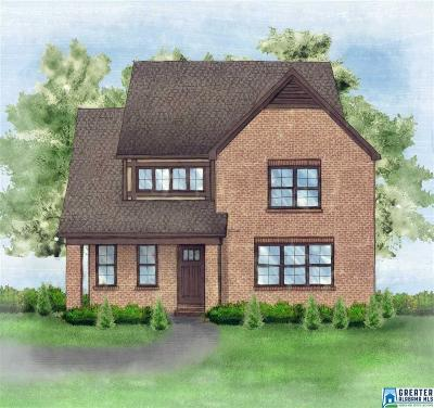 Pelham Single Family Home For Sale: 225 Stoneykirk Way