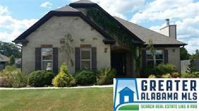Alabaster Single Family Home For Sale: 130 Barkley Ln