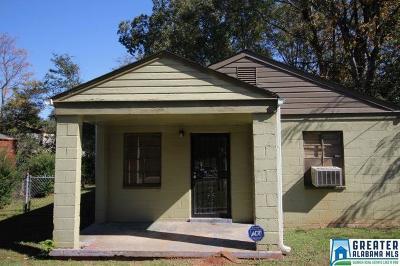 Birmingham AL Rental For Rent: $495