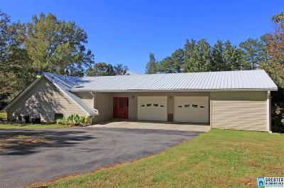 Jacksonville Single Family Home For Sale: 1470 Rochester Rd SE
