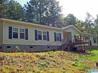 Cleburne County Manufactured Home For Sale: 917 Co Rd 233