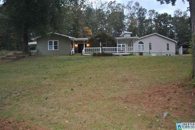 Clay County Single Family Home For Sale: 1429 Center Hill Rd