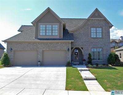 Vestavia Hills Single Family Home For Sale: 4834 Heritage Hills Way