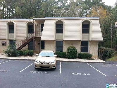 Hoover AL Condo/Townhouse For Sale: $72,000