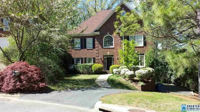 Homewood AL Single Family Home Active-Break Clause: $524,900