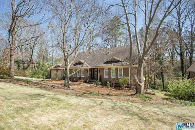 Vestavia Hills Single Family Home For Sale: 711 Twin Branch Dr