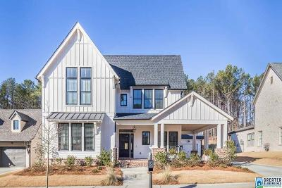Hoover Single Family Home For Sale: 2208 Black Creek Crossing