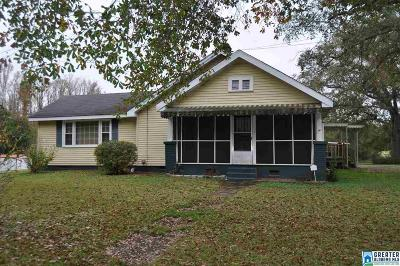 Weaver Single Family Home For Sale: 825 Russell Dr