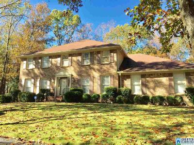 Alabaster Single Family Home For Sale: 220 Thompson Rd