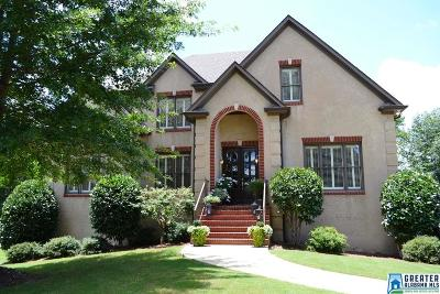 Hoover Single Family Home For Sale: 1731 Southcrest Trl