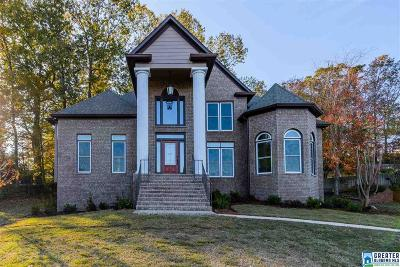 Hoover Single Family Home For Sale: 5021 Lake Crest Cir