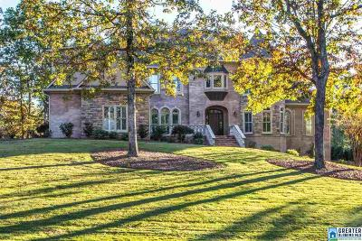 Hoover Single Family Home For Sale: 5160 Greystone Way