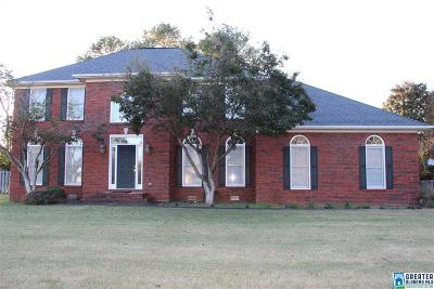 Anniston Single Family Home For Sale: 1268 Ravenwood Dr