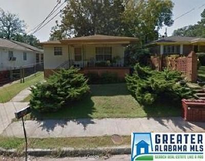 Birmingham Single Family Home For Sale: 3325 Hickory Ave