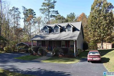 McCalla Single Family Home For Sale: 12800 Broadway Dr