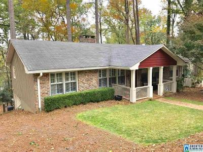 Homewood AL Single Family Home Contingent: $300,000