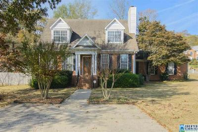 Alabaster Single Family Home For Sale: 121 Long Feather Ln