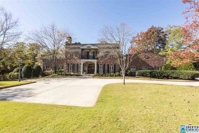 Birmingham Single Family Home For Sale: 5182 Greystone Way