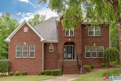 Trussville Single Family Home For Sale: 8075 Carrington Dr