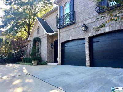 Vestavia Hills Single Family Home For Sale: 2321 Christopher Knoll