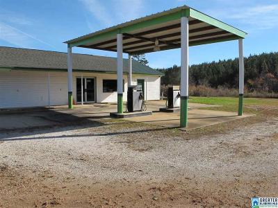 Wedowee Commercial For Sale: 1650 Co Rd 804