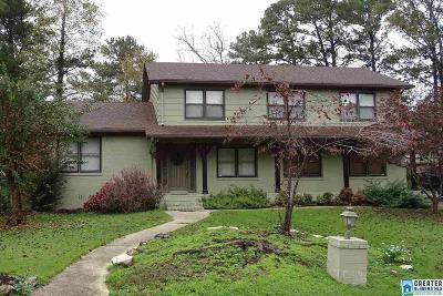 Birmingham Single Family Home For Sale: 4108 Churchill Cir