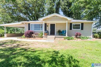 Helena Single Family Home For Sale: 4520 South Shades Crest Rd