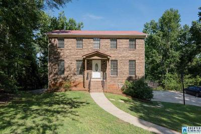 Hoover Single Family Home For Sale: 61 Shades Crest Rd