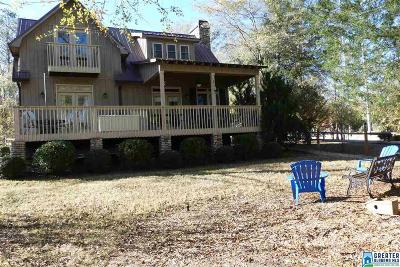 Wedowee Single Family Home For Sale: 340 Cedar Valley Dr