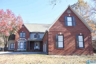 Jacksonville Single Family Home For Sale: 1309 7th Ave NE