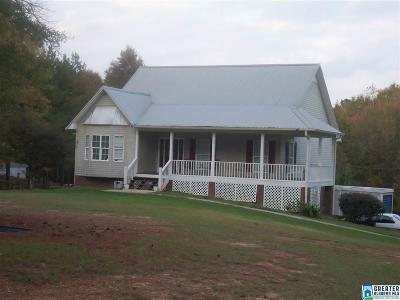 McCalla Single Family Home For Sale: 20274 Calhoun Rd